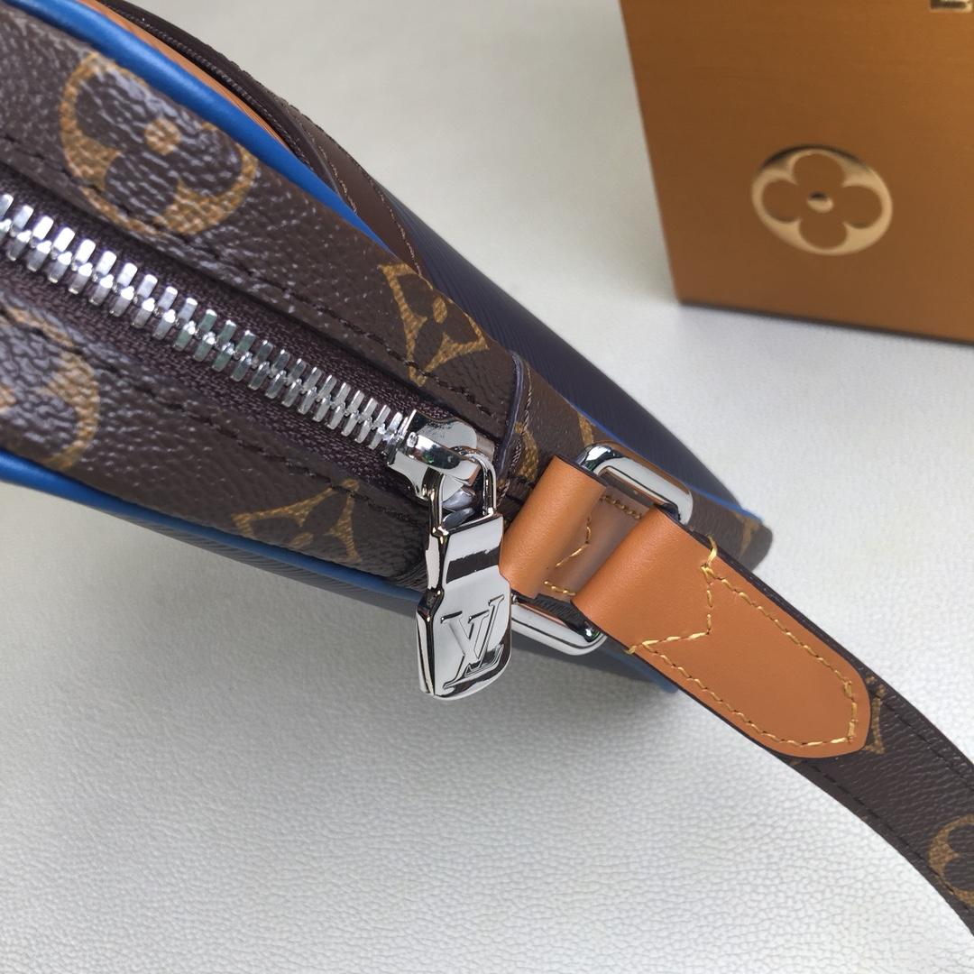 路易威登官网 LU DANUBE SLIM斜挎包M51460 小巧而实用 前卫时髦